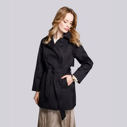 Dámská bunda, černá, 92-9N-400-1-S, Obrázek 1