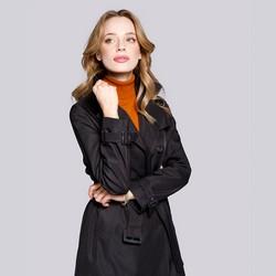 Dámská bunda, černá, 92-9N-401-1-2XL, Obrázek 1