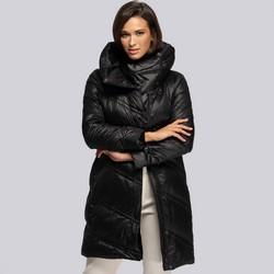 Dámská bunda, černá, 93-9D-406-1-S, Obrázek 1