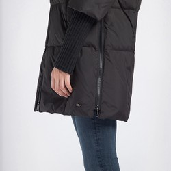Dámská bunda, černá, 89-9D-404-1-2X, Obrázek 1