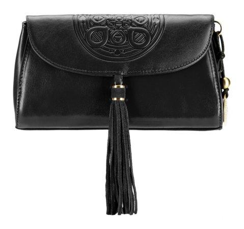 Dámská kabelka, černá, 04-4-069-1, Obrázek 1