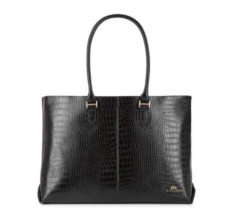 Dámská kabelka, černá, 15-4-329-1, Obrázek 1