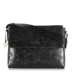Dámská kabelka, černá, 32-4-093-1, Obrázek 1