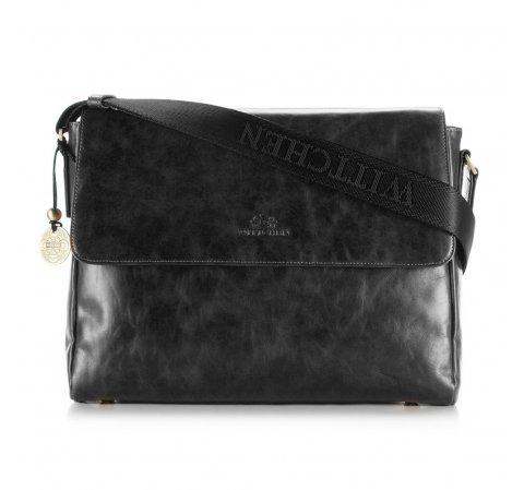 Dámská kabelka, černá, 32-4-093-5, Obrázek 1