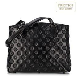 Dámská kabelka, černá, 33-4-101-1L, Obrázek 1
