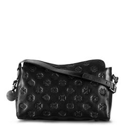Dámská kabelka, černá, 33-4-102-1L, Obrázek 1