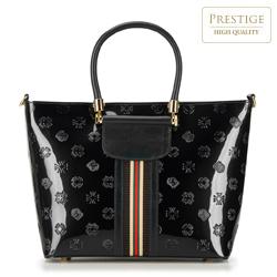 Dámská kabelka, černá, 34-4-096-1L, Obrázek 1