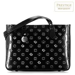 Dámská kabelka, černá, 34-4-098-1L, Obrázek 1