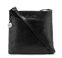 Dámská kabelka, černá, 35-4-053-1, Obrázek 1