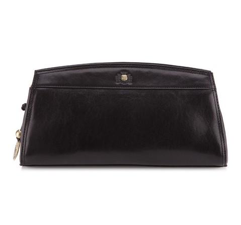 Dámská kabelka, černá, 39-4-516-3, Obrázek 1