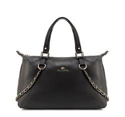 Dámská kabelka, černá, 84-4E-357-1, Obrázek 1