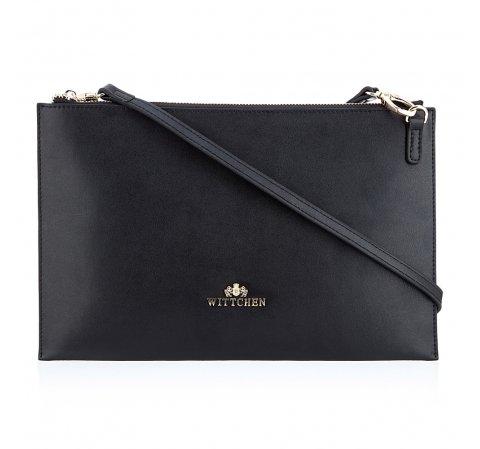 Dámská kabelka, černá, 85-4-638-3, Obrázek 1