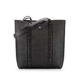 Dámská kabelka, černá, 85-4E-441-1, Obrázek 1