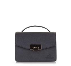 Dámská kabelka, černá, 85-4E-446-1, Obrázek 1
