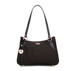 Dámská kabelka, černá, 85-4E-918-17J, Obrázek 1