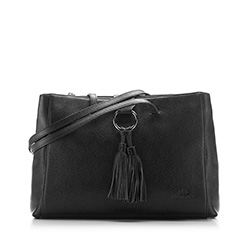 Dámská kabelka, černá, 86-4E-212-1, Obrázek 1