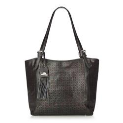 Dámská kabelka, černá, 86-4E-374-1, Obrázek 1