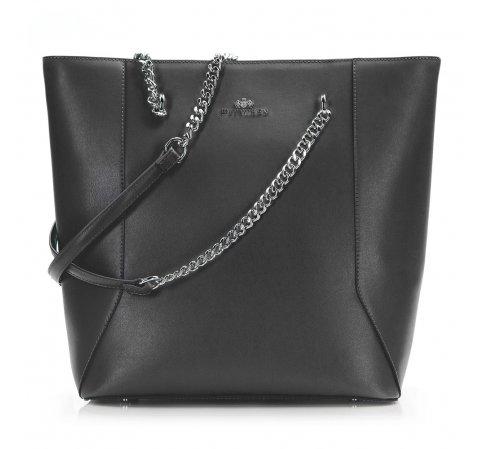 Dámská kabelka, černá, 86-4E-417-1, Obrázek 1