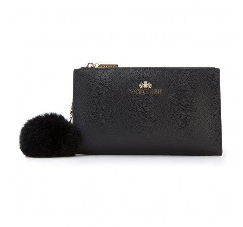 Dámská kabelka, černá, 87-4-579-1, Obrázek 1