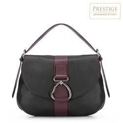 dámská kabelka, černá, 87-4E-003-1, Obrázek 1