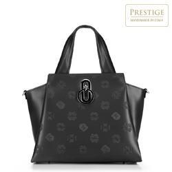 dámská kabelka, černá, 87-4E-004-1, Obrázek 1