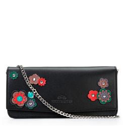 Dámská kabelka, černá, 87-4E-213-1, Obrázek 1