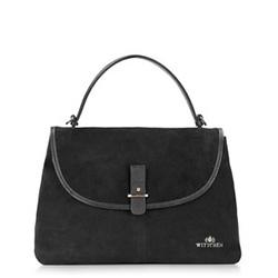 dámská kabelka, černá, 87-4E-214-1, Obrázek 1
