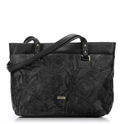 Dámská kabelka, černá, 87-4Y-552-1, Obrázek 1