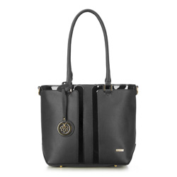 Dámská kabelka, černá, 87-4Y-758-1, Obrázek 1