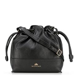 Dámská kabelka, černá, 88-4E-201-1, Obrázek 1