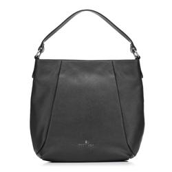 Dámská kabelka, černá, 88-4E-211-1, Obrázek 1
