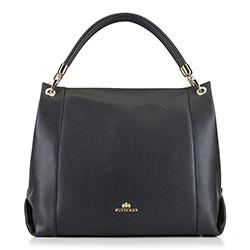 dámská kabelka, černá, 88-4E-415-1, Obrázek 1