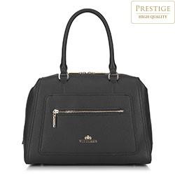 Dámská kabelka, černá, 88-4E-436-1, Obrázek 1