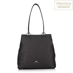 Dámská kabelka, černá, 88-4E-438-1, Obrázek 1