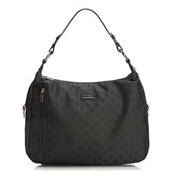 Dámská kabelka, černá, 88-4E-903-1, Obrázek 1