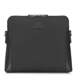 Dámská kabelka, černá, 88-4U-903-1, Obrázek 1