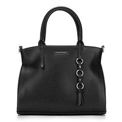 Dámská kabelka, černá, 88-4Y-403-1, Obrázek 1