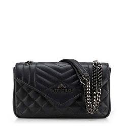 Dámská kabelka, černá, 89-4-251-1, Obrázek 1