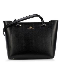 Dámská kabelka, černá, 89-4-307-1, Obrázek 1