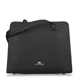 Dámská kabelka, černá, 89-4-403-1, Obrázek 1