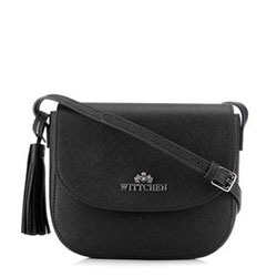 Dámská kabelka, černá, 89-4-426-1, Obrázek 1