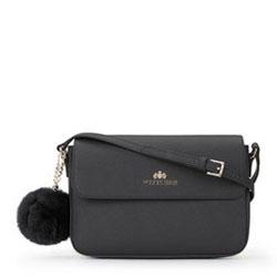 Dámská kabelka, černá, 89-4-435-1, Obrázek 1