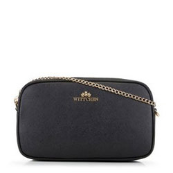 Dámská kabelka, černá, 89-4-498-1, Obrázek 1