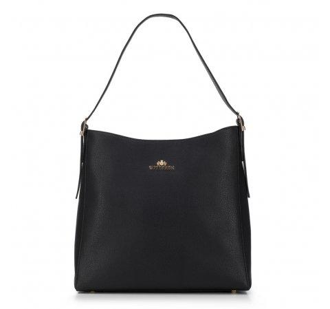 Dámská kabelka, černá, 89-4-518-1, Obrázek 1