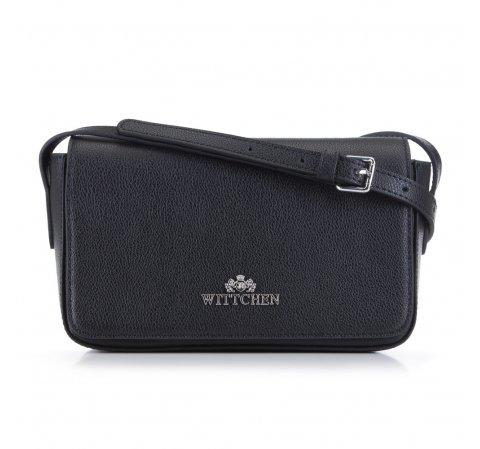 Dámská kabelka, černá, 89-4-531-8, Obrázek 1