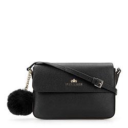 Dámská kabelka, černá, 89-4-535-1, Obrázek 1