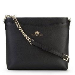 Dámská kabelka, černá, 89-4-541-1, Obrázek 1