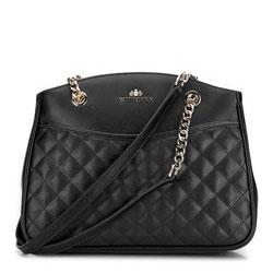 Dámská kabelka, černá, 89-4-605-1, Obrázek 1