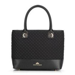 Dámská kabelka, černá, 89-4-612-1, Obrázek 1