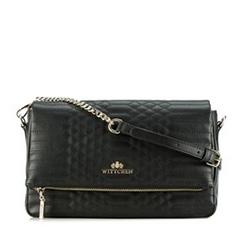 Dámská kabelka, černá, 89-4-614-1, Obrázek 1